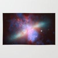 Cosmic Galaxy Rug