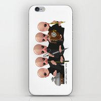 The Modal Nodes iPhone & iPod Skin