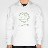 Avatar Last Airbender Elements - Earth Hoody