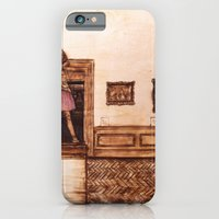 iPhone & iPod Case featuring Dream Big by Red Lady Locks