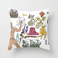 ^&^&^&^ Throw Pillow