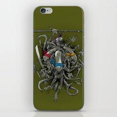 Ancient Ninja Xenomorphs iPhone & iPod Skin