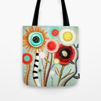 The Days Blur Into One M… Tote Bag