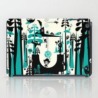 Time Alone iPad Case