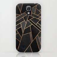 Black Night Galaxy S4 Slim Case