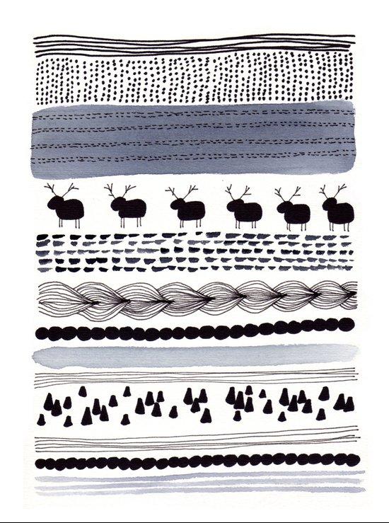 Pattern / Nr. 1 Art Print
