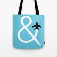 And Fly Tote Bag