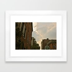 Philly Framed Art Print