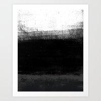 Ocean No. 2 - Minimal Oc… Art Print