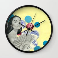 Fan Club Wall Clock