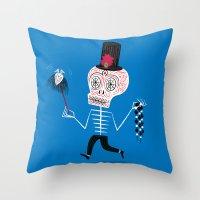 The Halloween Series - T… Throw Pillow