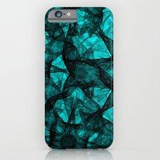 Fractal Art Turquoise G52 Slim Case iPhone 6s