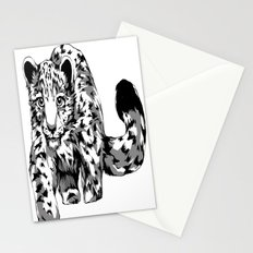 Snow Safari Stationery Cards