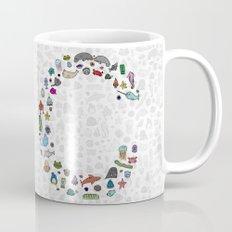 letter c - sea creatures Mug