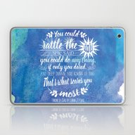 Throne Of Glass By Sarah… Laptop & iPad Skin