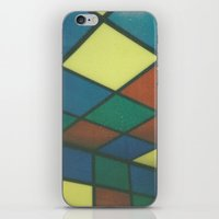 In Living Color iPhone & iPod Skin