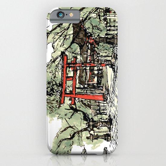 Yoshida Jinja iPhone & iPod Case
