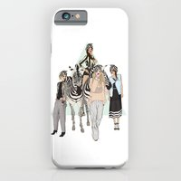 Stripe Tease iPhone 6 Slim Case