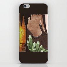 Original Bending Masters Series: Badgermoles iPhone & iPod Skin