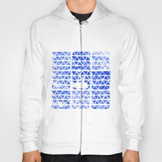 triangle stamp Hoody