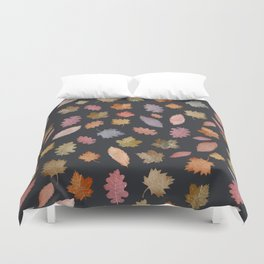 Duvet Cover - october leaves - franciscomffonseca