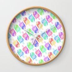 Ice Cream Melt Wall Clock