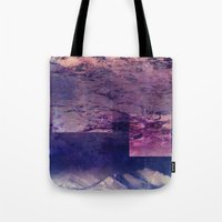 Oceans In The Sky Tote Bag