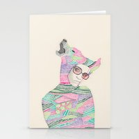 Abaya 02 Stationery Cards