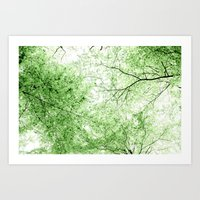 Look Up To The Sky And S… Art Print