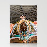 Lord Of The Carousel Stationery Cards