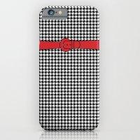 Houndstooth (Pepita) iPhone 6 Slim Case