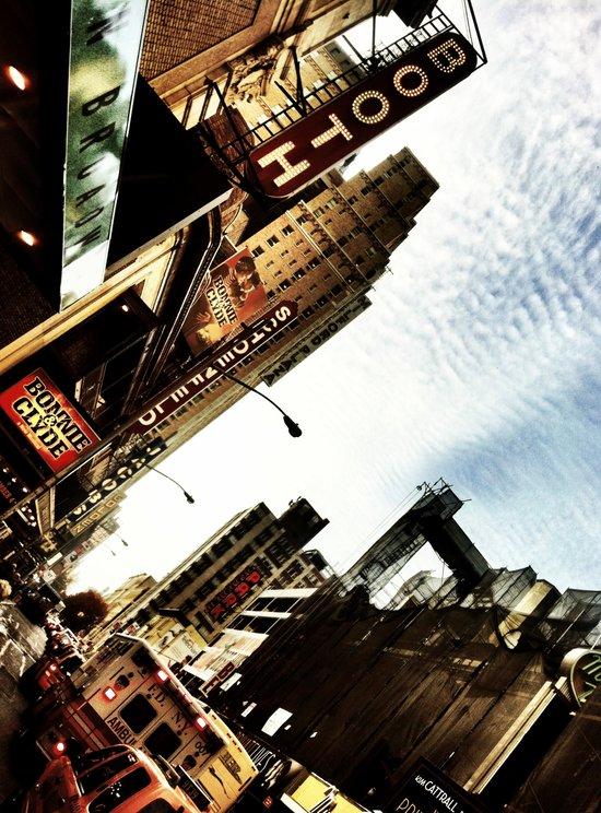 New York by iPhone 5 Art Print
