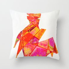 Athelstan Throw Pillow