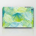Space lime iPad Case