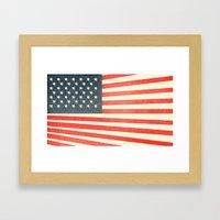 USA  Framed Art Print