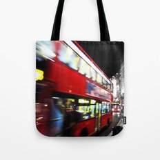 double decker Tote Bag