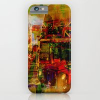 iPhone Cases featuring Greensleeves by Ganech joe