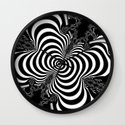 Hypnotizing Wall Clock