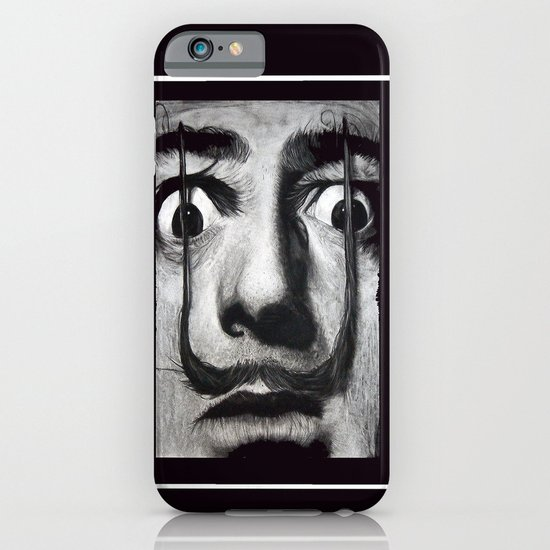 I am drugs ( Salvador Dali ) iPhone & iPod Case
