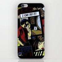 I Can Do it! iPhone & iPod Skin