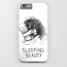 sleeping beauty iPhone 6 Slim Case