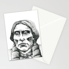 Quanah Parker, Last Chief of the Comanches Stationery Cards