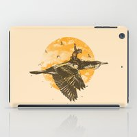 Ride The Sky iPad Case