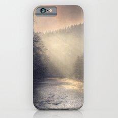 winter morning light iPhone 6 Slim Case