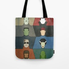 A Universal Horror Tote Bag