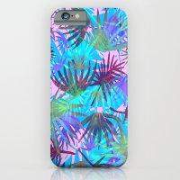 Tropicana - Blue iPhone 6 Slim Case