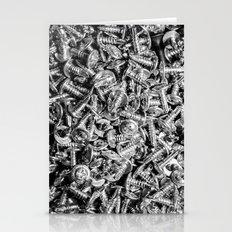 screws Stationery Cards