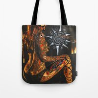 Psychoactive Bear 3 Tote Bag