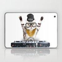 Thug Cat Laptop & iPad Skin
