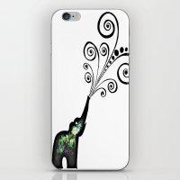 dreaming big iPhone & iPod Skin
